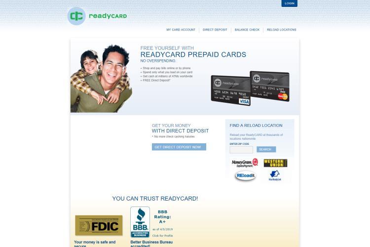 ReadyCard