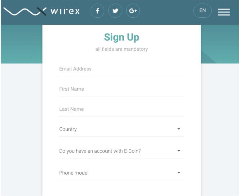 انشاء حساب جديد على موقع الفيزا الإفتراضية
