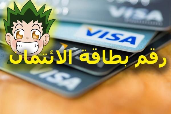 توليد رقم بطاقة الائتمان وهمي عبر Bin مجانا 2019