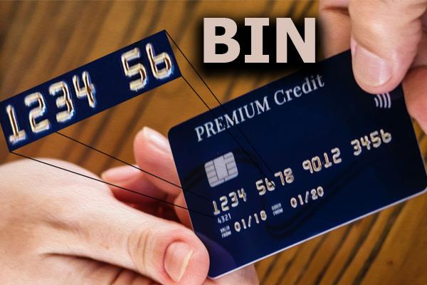 ما هو كود البين Bin الرقم التعريفي للبنك