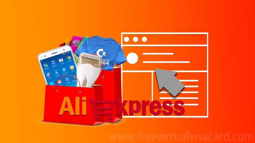 الشراء من موقع aliexpress