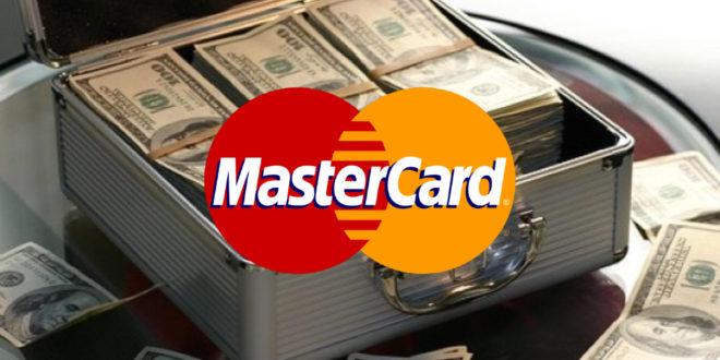 ماستر كارد مسبقة الدفع