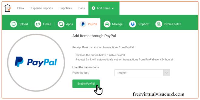 سحب الأموال من PayPal